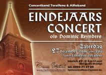 eindejaarsconcert 2014