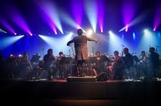 Concertband Teralfene brengt De Notenfluitseraar - foto's: Jolijn Note