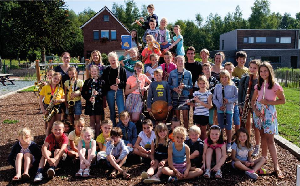 Muziekkamp 2020: 17 t/m 21 augustus
